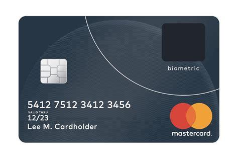 Mastercard's New Credit Card Has A Built-in Fingerprint