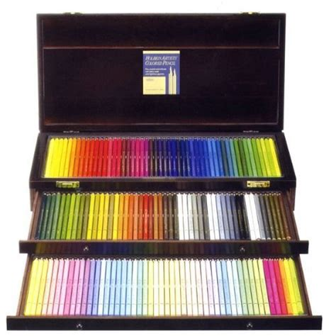 color pencil set holbein artists colored pencil 150 colors color from japan