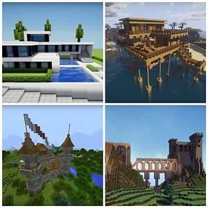 Cool, Minecraft, House, Ideas