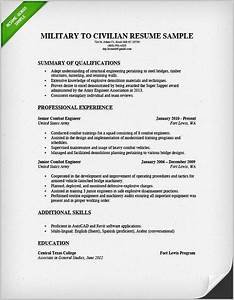 resume builder for military to civilian resume resume With free military resume builder
