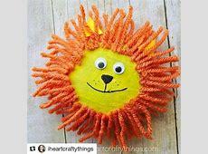 Lion Crafts ideas for Preschool Preschool and Kindergarten
