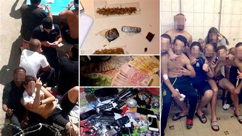 baumettes comment les objets interdits entrent ils en prison