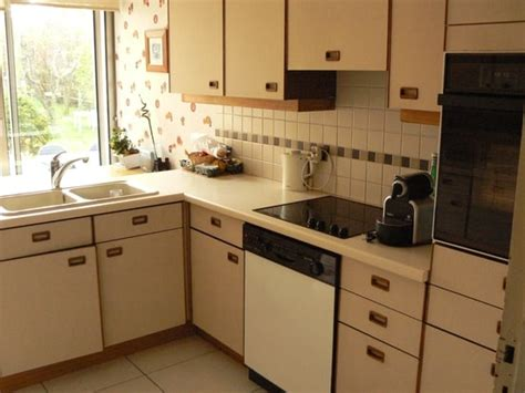 relooker cuisine chene peut on repeindre des meubles de cuisine
