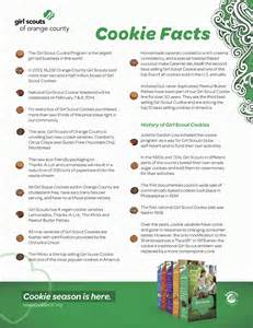 Girl Scout Cookie Goal Sheet