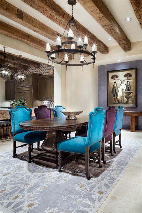chaises confortables salle manger chaises de salle à manger en velours une invitation
