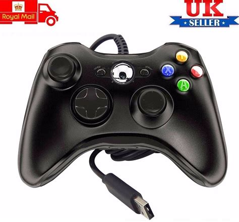 2017 Usb Wired Xbox 360 Controller Game Pad For Microsoft