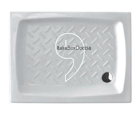 piatto doccia 65x80 piatto doccia 70x120 h 11 cm rettangolare in porcellana