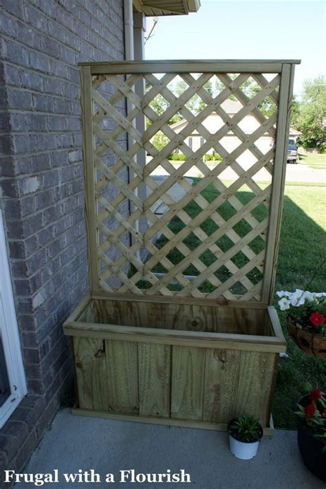 How To Build A Lattice How To Build A Lattice Fence Woodworking Projects Plans