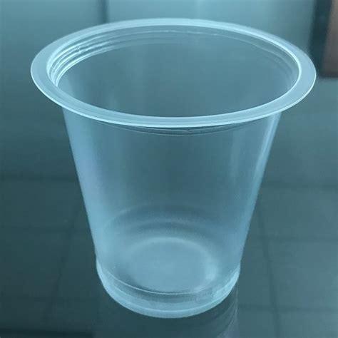 jual gelas plastik es teh kopi buah milo pp plastic cup bening oz  lapak ajora id bukalapak