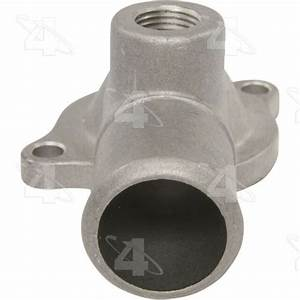 Engine Coolant Water Outlet Four Seasons For Toyota Celica