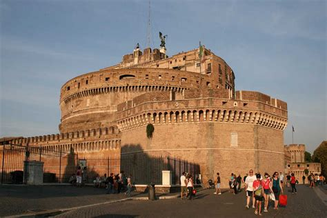 Ingresso Castel Sant Angelo by Castel Sant Angelo Tour Getyourguide