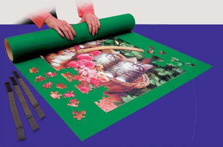 roll up puzzle mat best puzzle roll up up to 1 000 pieces puzzlewarehouse