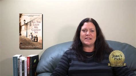 all the light we cannot see audiobook youtube joan mackenzie reviews all the light we cannot see by