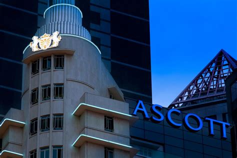 Apartment Ascott Raff Singapore Booking