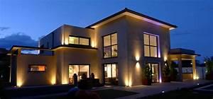 Eclairage Moderne : luminaire exterieur maison contemporaine danubewings ~ Farleysfitness.com Idées de Décoration