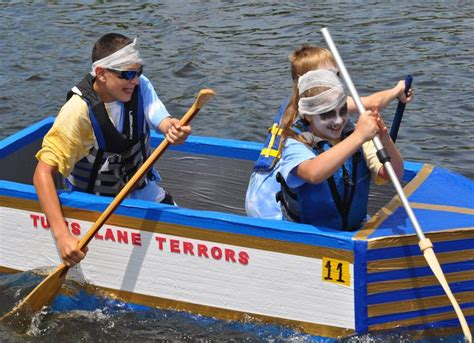 Best Cardboard Boat Names by 10 Best Carboard Race Boat Images On Boats