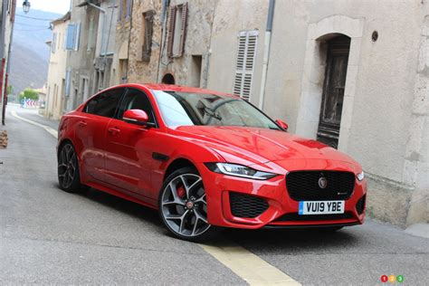 2020 jaguar xe review 2020 jaguar xe drive car reviews auto123
