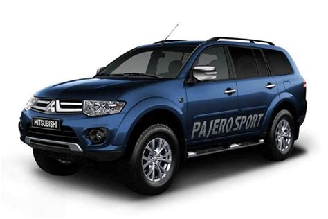 Xpander Limited Hd Picture by Mitsubishi Pajero Sport Price In India Mileage Reviews