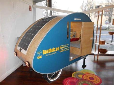 fahrrad wohnwagen kaufen cing auf zwei r 228 dern ebike caravan ebike news de