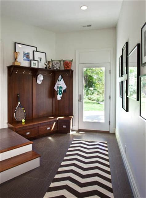mud room modern entry salt lake city  kristin rocke