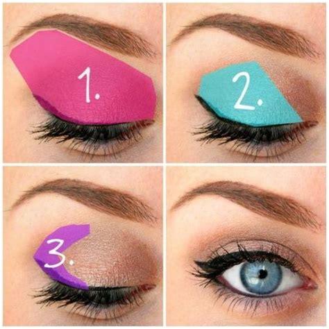 easy step  step makeup tutorials   love
