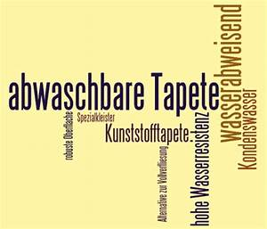 Wasserfeste Tapete Fürs Bad : abwaschbare tapete zum einsatz in k che und badezimmer ~ Markanthonyermac.com Haus und Dekorationen