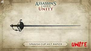 Weaponry in Assassin's Creed: Unity Ep. 03 ... - spirit-wq@de