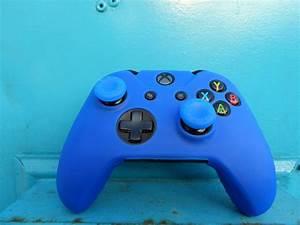 Capa Case De Silicone Controle Xbox One R 1000 Em