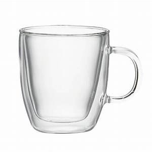 Tasse En Verre : tasse bodum bistro verre double paroi 15 cl par 2 coffee webstore ~ Teatrodelosmanantiales.com Idées de Décoration