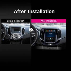 Hd Touchscreen 2015 Chevy Chevrolet Cruze Android 6 0 9 7