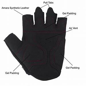 Sg2 - Short Finger Cycling Gloves