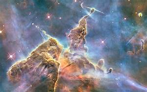 Space nasa hubble carina nebula mystic mountain wallpaper ...