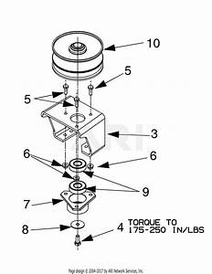 Troy Bilt Pony 7 Speed Belt Diagram
