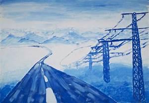 Warme Und Kalte Farben : malerei kalt warm kalte farben blaue landschaft schulkunst archiv baden w rttemberg ~ Markanthonyermac.com Haus und Dekorationen