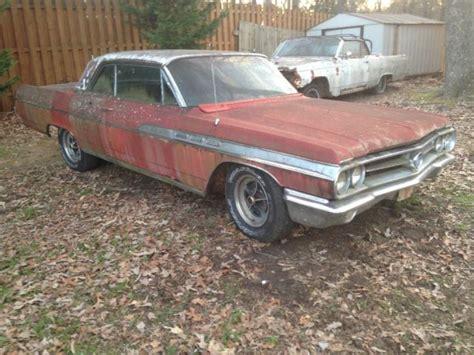 (2) 1963 Buick Wildcats; (1-convertible); 1962, 63, 64