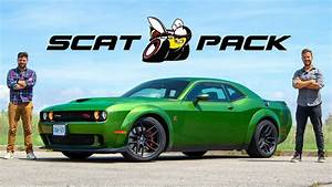 Will, The, Manual, Dodge, Challenger, R, T, Scat, Pack, Widebody