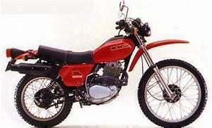 1979 Honda Xl 500 S Motorcycle Service Repair Workshop