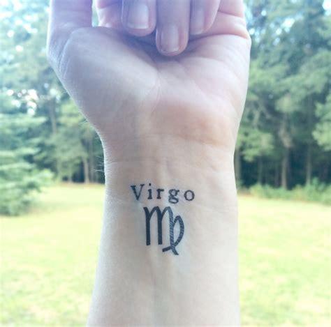 Small Taurus Ankle Tattoo