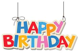 high quality photo albums happy birthday font png