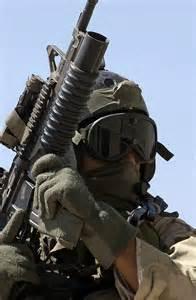 Navy SEALs Weapons Grenades