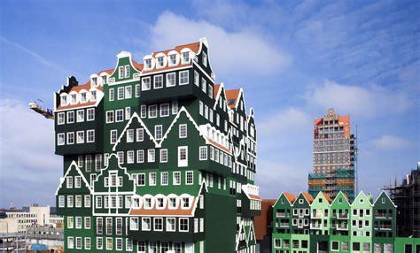 inntel hotel amsterdam zaandam  real life gingerbread