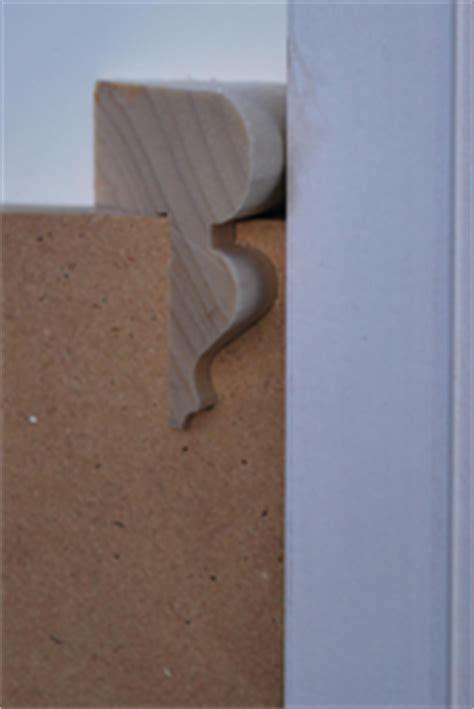 chair rail  top cap bullnose molding  wainscoting panel