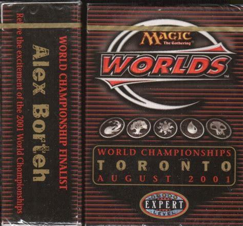 Mtg World Chionship Decks 2011 by Magic The Gathering World Chionship Alex Borteh Deck