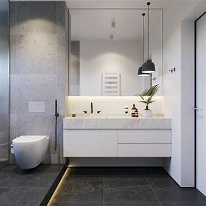 36, Modern, Grey, U0026, White, Bathrooms, That, Relax, Mind, Body, U0026, Soul