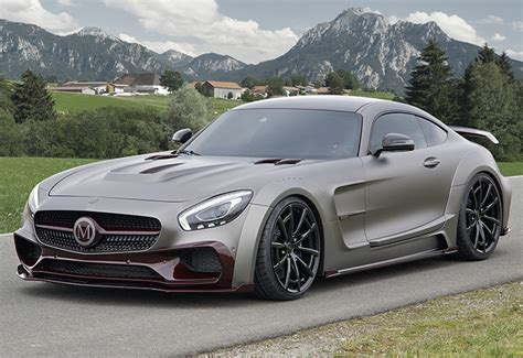 2016 Mercedes Amg Gt S by 2016 Mercedes Amg Gt S Mansory характеристики фото цена