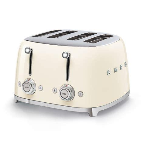 4 scheiben toaster tsf03 smeg connox