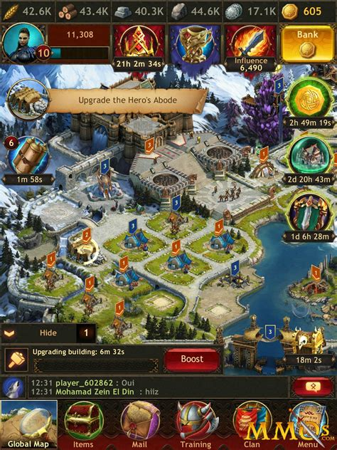 vikings war  clans game review
