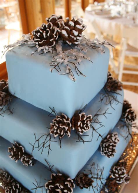 Winter Wedding Cake Ideas Weddingelation