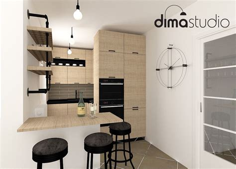 banco snack cucina beautiful la cucina con allingresso il banco snack with