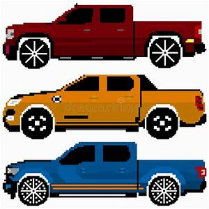 Pixel Art Voiture De Sport : art color de pixel de vecteur de collection de voitures illustration de vecteur illustration ~ Maxctalentgroup.com Avis de Voitures